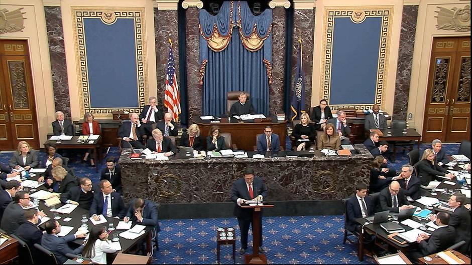 Senat Impeachment Donald Trump Jay Sekulow