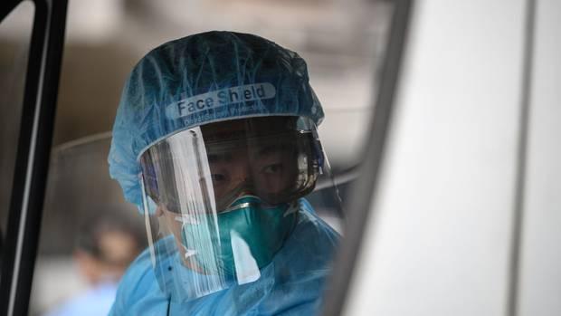 Coronavirus in China - Inkubationszeit bei zehn Tagen oder kürzer