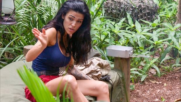 Dschungelcamp: Elena Miras