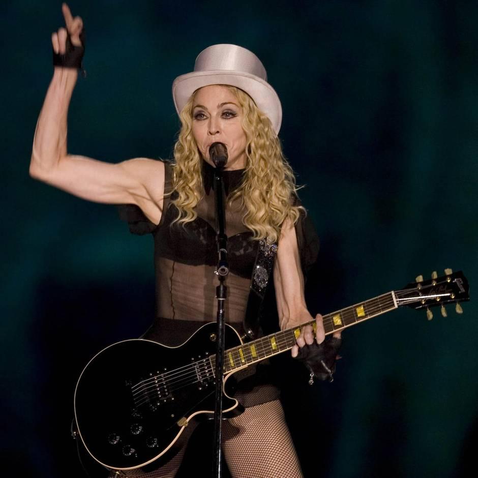 Erneute Absage: Madonna sagt kurzfristig Konzert in London ab – viele Fans sind verärgert