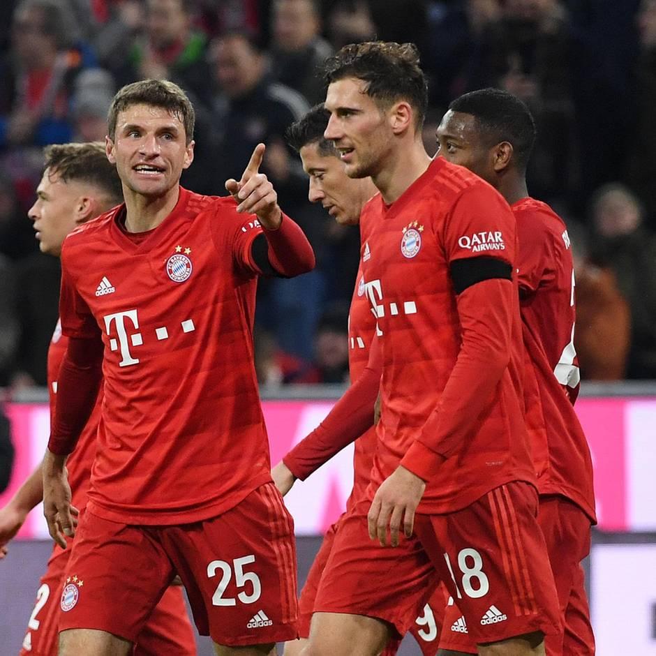 Bundesliga im stern-Check: BVB, Leipzig, Gladbach? Unsinn, die wahre Macht heißt FC Bayern