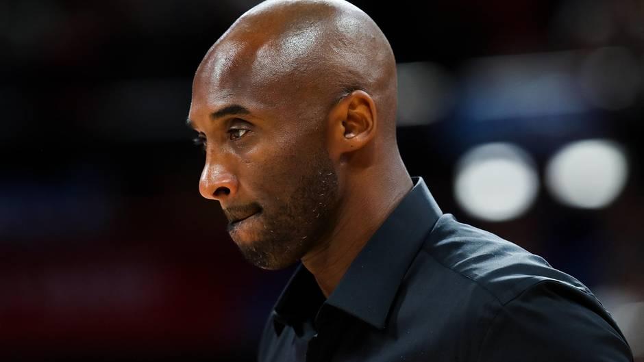 Tod mit 41 Jahren: NBA-Legende Kobe Bryant
