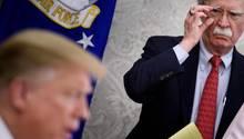 Ex-Sicherheitsberater John Bolton erhebt schwere Vorwürfe gegen Donald Trump