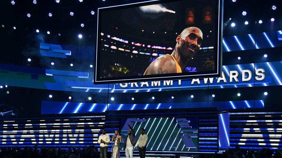 Kobe Bryant Grammys