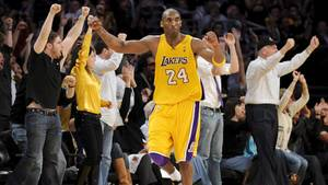 Basketball-Legende Kobe Bryant