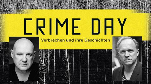 Crime Day Plakat