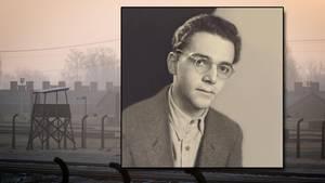 Demniederländischen Arzt Eddy de Wind gelang es, mehr als ein Jahrin der Todesfabrik Auschwitz zu überleben