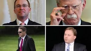 4 Zeugen gegen Donald Trump