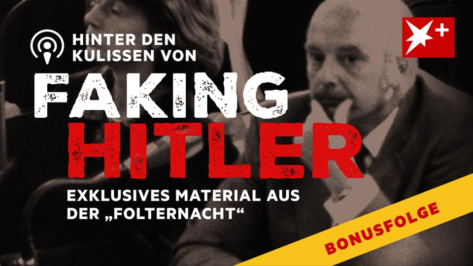 Teaserbild Faking Hitler Bonusfolge 2