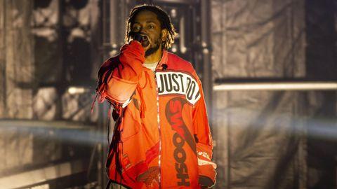 Kendrick Lamar gehört zum Line-Up des Wireless Festivals