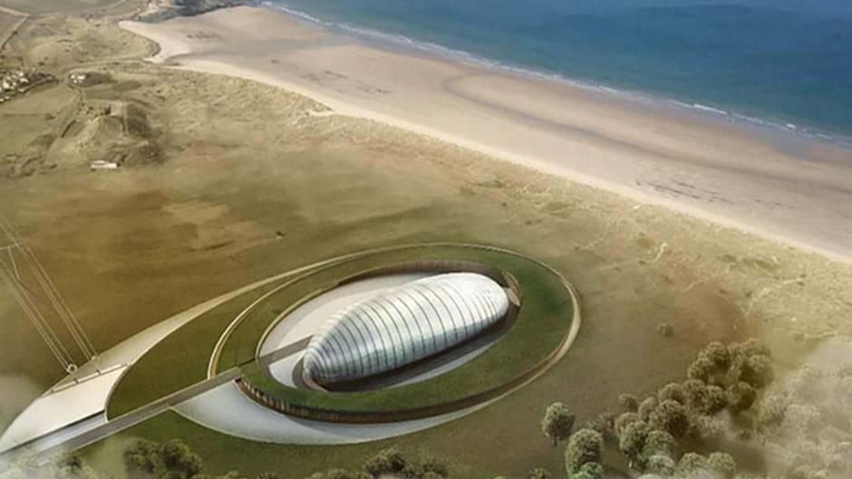 Rolls Royce pant vorrangig die Grundstücke von alten Atomanlagen für die neuen Reaktoren zu nutzen.