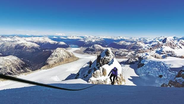 Das Patagonische Inlandeisfeld
