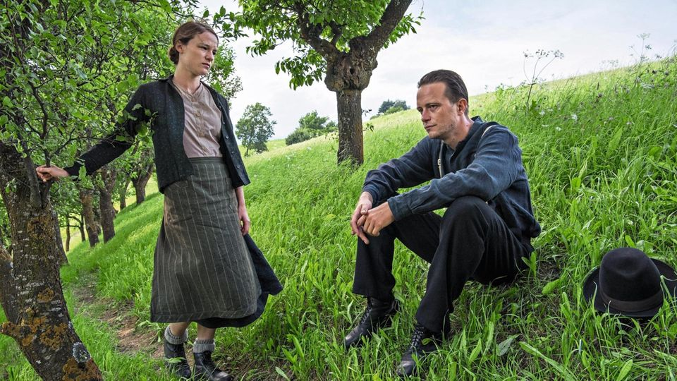 Franz und Franziska Jägerstätter