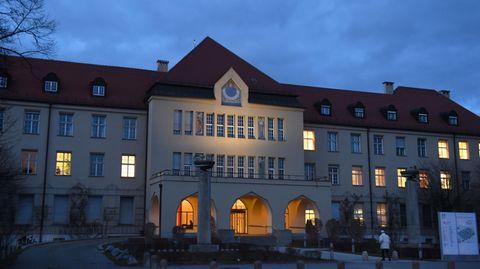 Das Klinikum Schwabing in München. Hier werden die deutschen Corona-Patienten betreut.