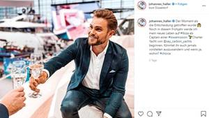Vip News: Johannes Haller wandert nach Ibiza aus