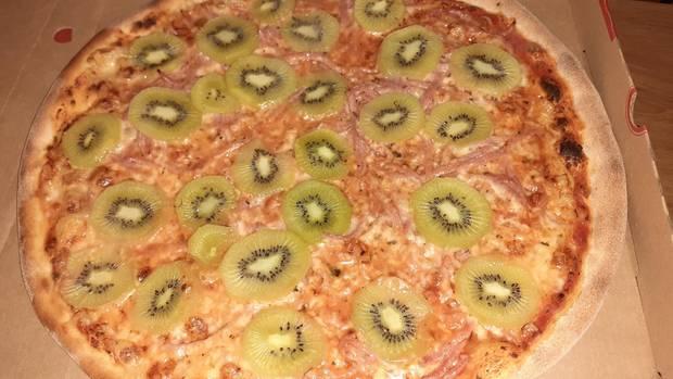 Kiwi-Pizza
