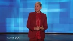 Ellen DeGeneres weint in ihrer TV-Show nach dem Tod von Kobe Bryant
