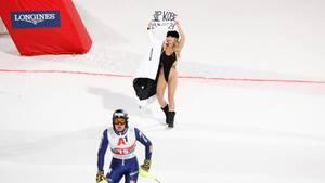 Skai-Weltcup: Flitzerin löst Zeitnahme aus
