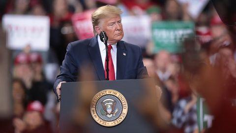 Donald Trump - Was die Amerikaner über das Impeachment denken