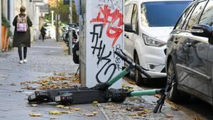 E-Scooter: Zu unsicher und rücksichtslos unterwegs?