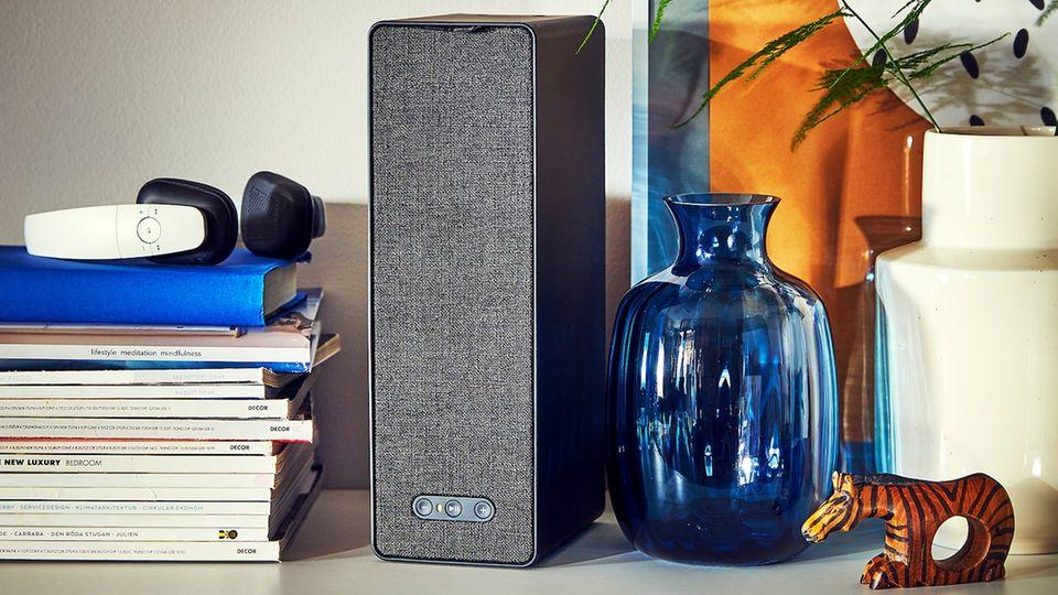 Preis-Leistungs-Tipp ist der Symfonisk-Lautsprecher von Ikea.
