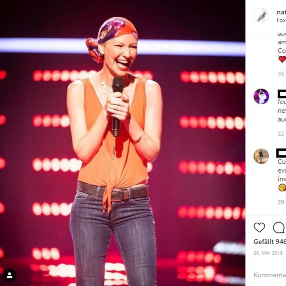 Natasha Stuart: Der Brustkrebs kehrte zurück: The Voice-Kandidatin stirbt mit nur 43 Jahren