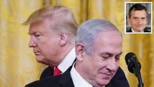 Volker Perthes bewertet den Friedensplan von Donald Trump und Benjamin Nethanjahu