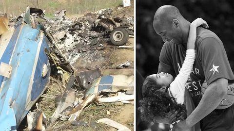 Nach Tod von Kobe Bryant: US-Behörde veröffentlicht neues Video vom Unfallort.