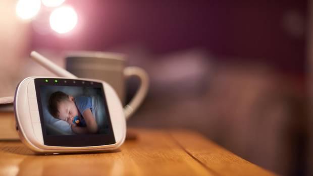 Moderne Babyphones bieten oft eine Videofunktion