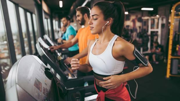 Fitnessstudios