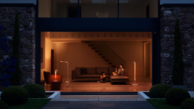 Geht es nach Dyson sollte man das ganze Haus mit der vielseitigen Lampe illuminieren.