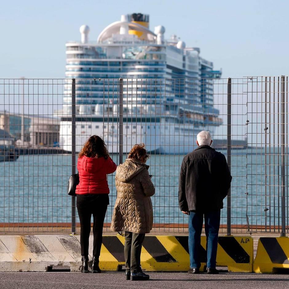 Coronavirus: el relato de los pasajeros argentinos que estuvieron varados en un crucero de lujo
