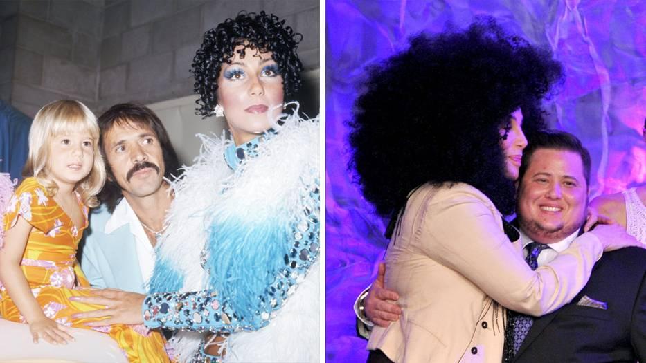 Früher hieß sie Chastidy : Chaz Bono: So geht es Sonny und Chers Transgender-Kind heute