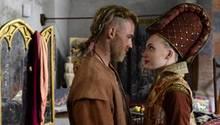 Goldmund, gespielt von Jannis Niewöhner, ist für das Klosterleben nicht gemacht