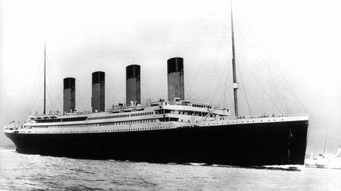 """Der Luxusdampfer """"Titanic"""""""