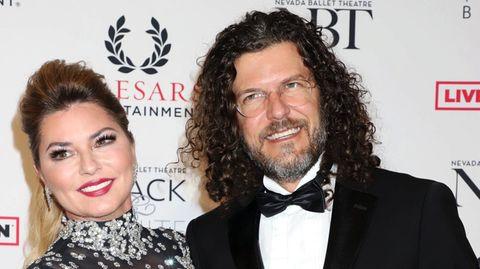 Shania Twain und EhemannFrédéric Thiébaud