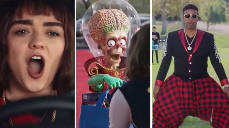 Superbowl: Das sind die besten Werbespots des Football-Events