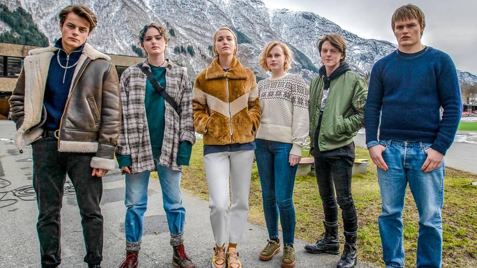 "Norwegisches Netflix-Orignal ""Ragnarök"""