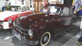 Borgward Hansa 1500 – wurde ab 1949 mit 60 PS gebaut. Es ist der erste in Deutschland in Pontonform gebauter Wagen. Borgward Club Bremen.