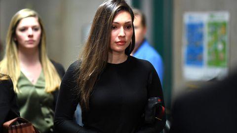 Jessica Mann sagt im Prozess gegen Harvey Weinstein aus