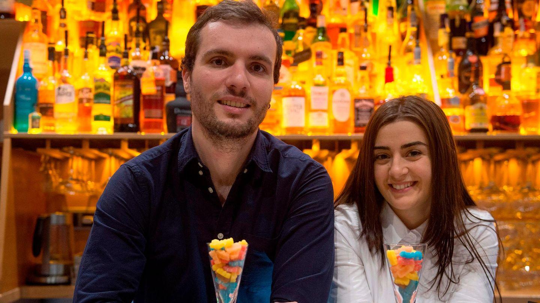 Julen Justa (l.) und Tamar Gigolashvili sind Mitgründer vonOsitos & Co.