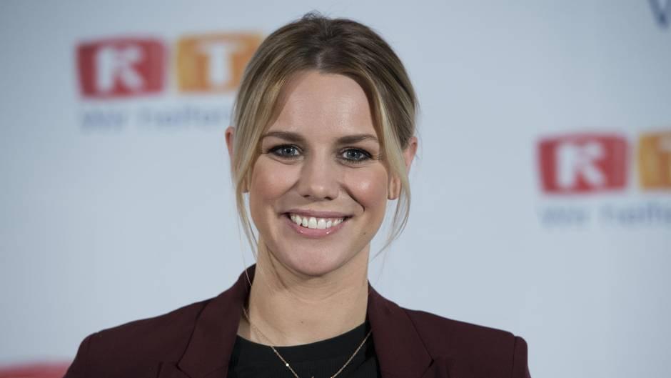 """Sandra Kuhn moderiert für RTL seit September 2017 die Sendung """"Explosiv – Das Magazin'"""