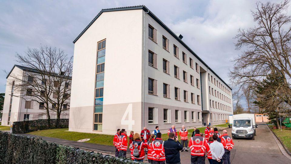 Kaserne Südpfalz