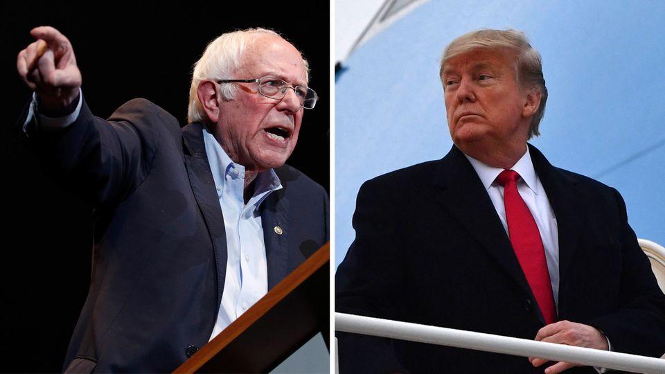 US-Wahlkampf 2020: Ist Bernie Sanders der Donald Trump von links?