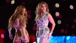 Shakira und Jennifer Lopez