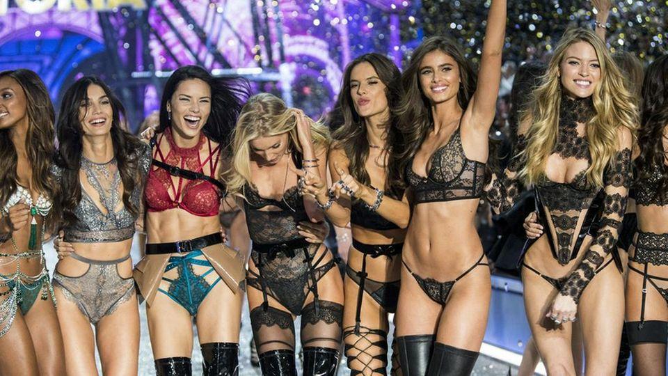 Der Schein der heilen Modelwelt? Die Engel von Victoria's Secret