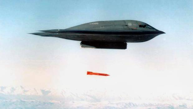 Den Vorgänger der B61-12 setzten die US-Streitkräfte auch in Afghanistan ein