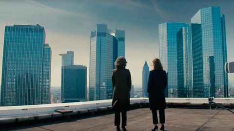 "Neuer Trailer: ""Bad Banks"" startet in Staffel 2."