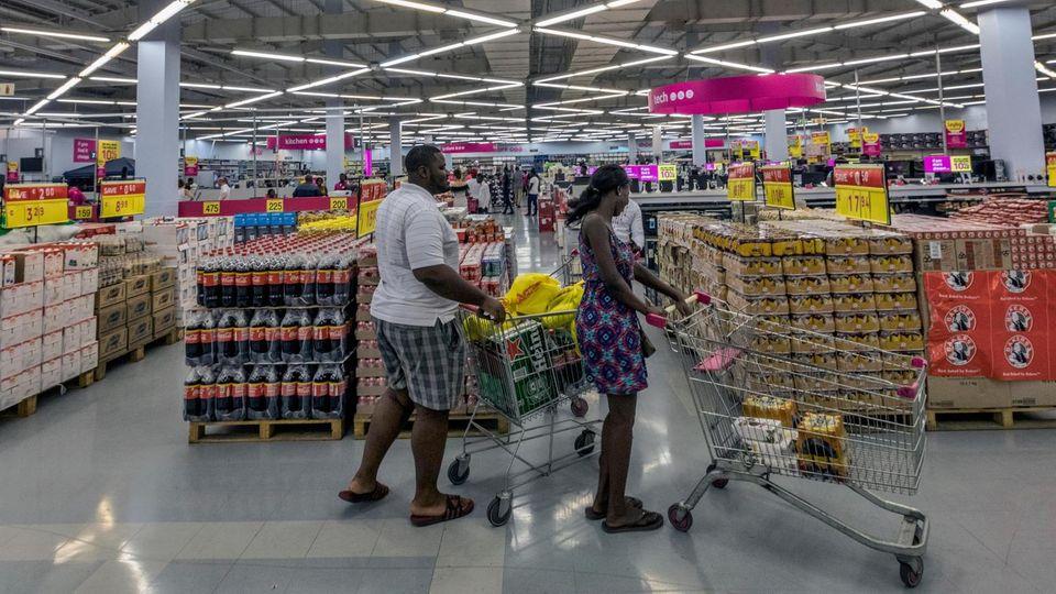Reportage: Die Schattenseite des Wohlstands: Warum immer mehr Afrikaner zu dick sind