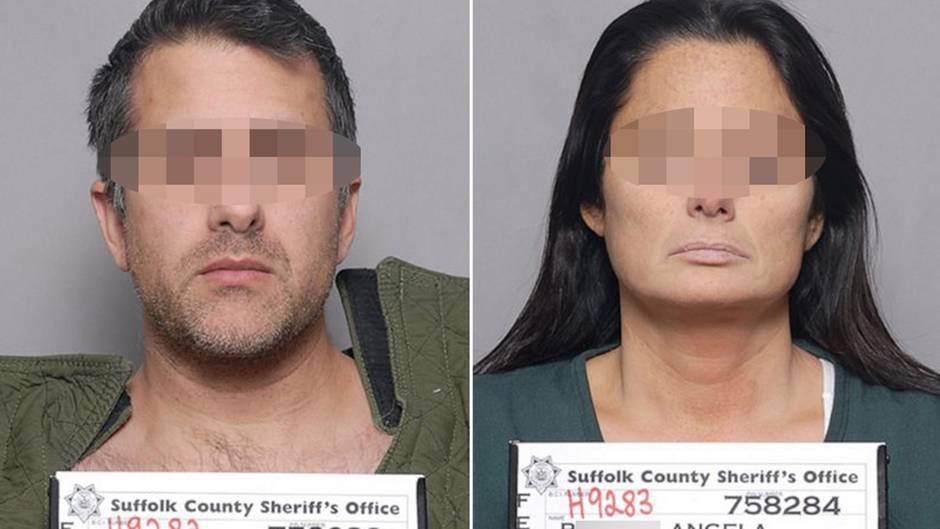 Michael V. und Angelina P. aus New York